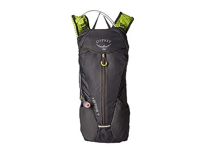 Osprey Katari 7 (Lime Stone) Backpack Bags