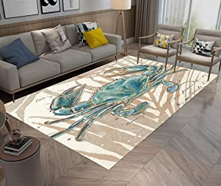 Best crab area rug Reviews