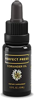 Sponsored Ad - Activation Products, Perfect Press Organic Coriander Oil or Cilantro Oil - Powerful Coriander Seed Suppleme...