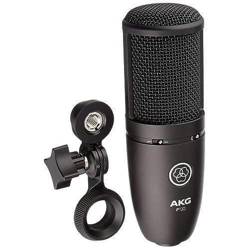 AKG Microfono  Amazon.it 5acf35f32412