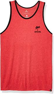 Men's Nightmare Xmas Ringer Tank Top