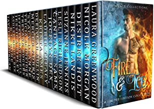 Fire & Ice: A Limited-Edition Collection of  Paranormal & Fantasy Romances (English Edition)