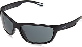 SMITH - Journey Gafas, Negro (Matt Black/Grey), 63 Unisex Adulto