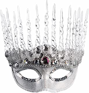 ice masquerade mask