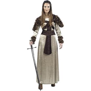 Bilicos Queen Lagertha Traje de Cosplay Disfraz Hombres Caballeros ...