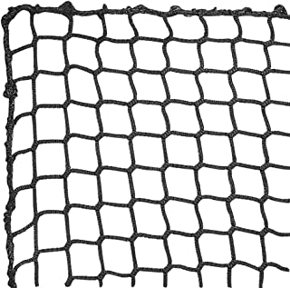 Aoneky Polyester Baseball Backstop Nets, 10x10ft / 10x15ft / 10x20ft / 15x15ft