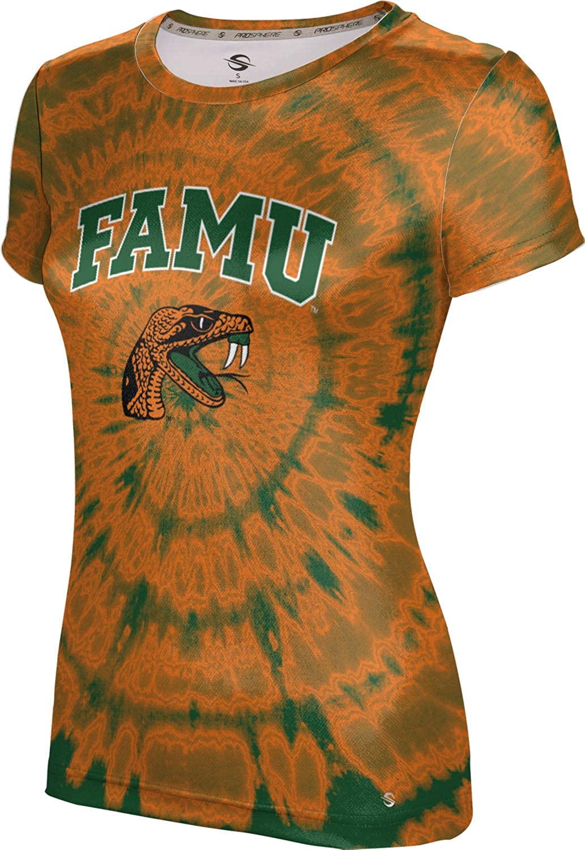 ProSphere Florida A&M University Girls' Performance T-Shirt (Tie Dye)