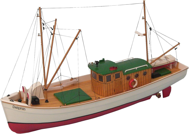 Aero-naut Modellbau 305600 - Delphin Fischkutter