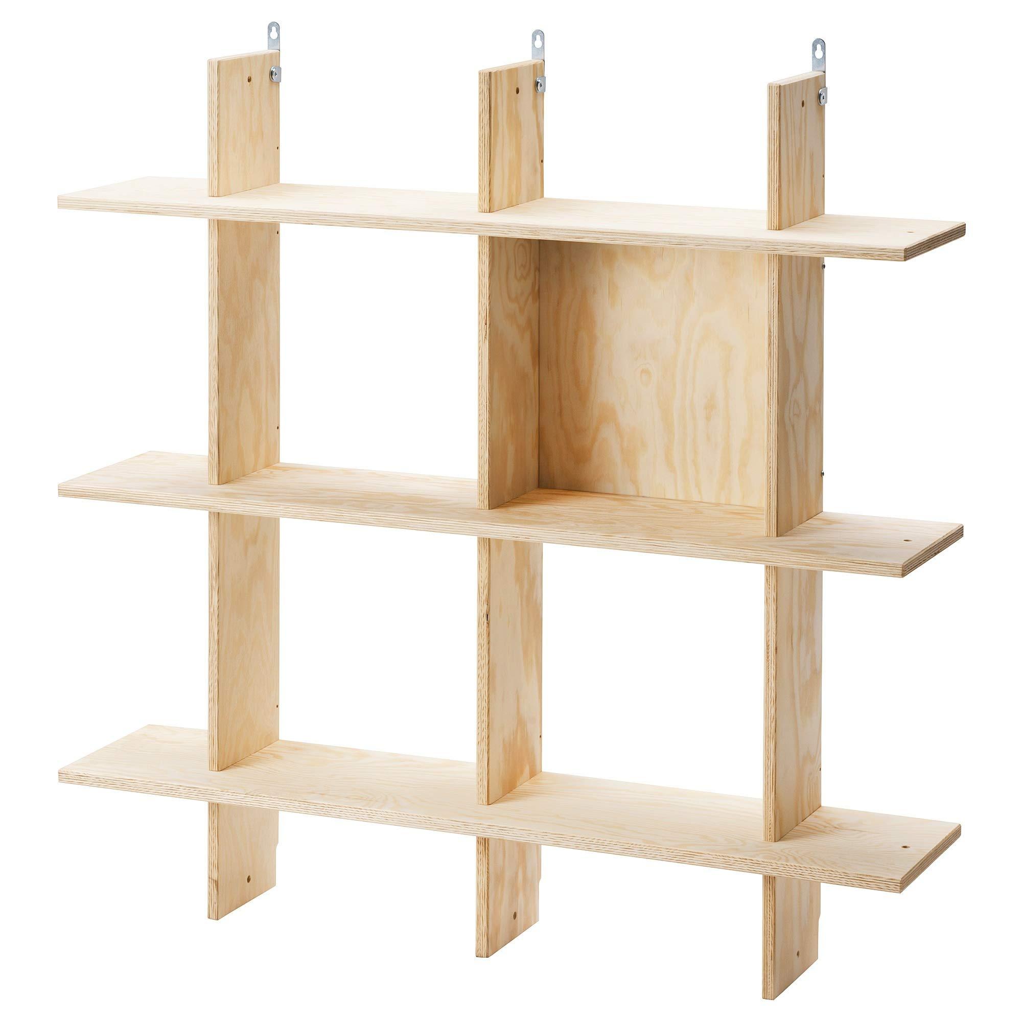 IKEA Industriell 003.945.49 - Estantería (tamaño 43, 1/4 x 43 1/4