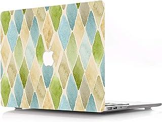 AJYX - Carcasa rígida de plástico solo compatible con MacBook Pro 13