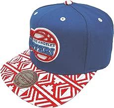 Mitchell & Ness Los Angeles Clippers Aztec Snapback EU157 Cap Kappe Basecap