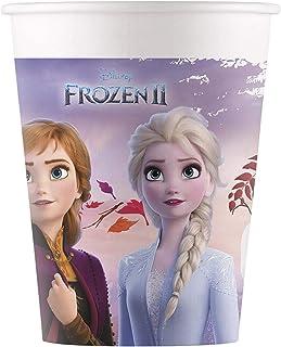 Disney Frozen 2 99484 tumblers, blue, Pack of 8