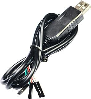 Rasbee USB-TTLシリアルコンソールのUSB変換COMケーブルモジュールのケーブル Raspberry Pi用 並行輸入品
