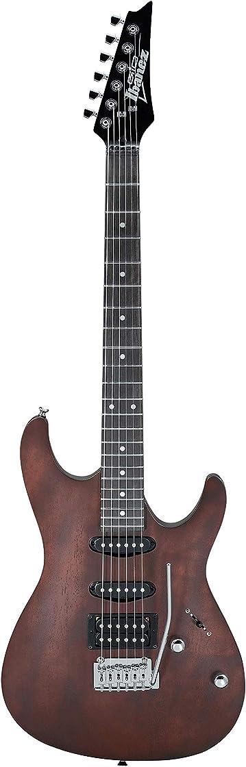 Chitarra elettrica - noce piatta ibanez gio sa series gsa60-wnf