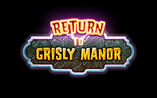 『Return to Grisly Manor』の1枚目の画像