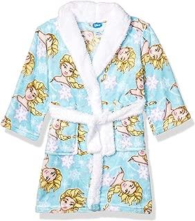 Girls' Frozen 2 Elsa Luxe Plush Robe