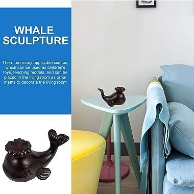 BESPORTBLE Display Base Stand Whale Shape Crystal Ball Holder Crystals Sphere Quartz Ball Holder Orb Egg Base Decorative Coff