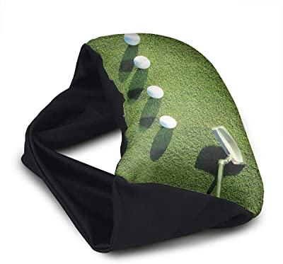 Voyage Travel Pillow Eye Mask 2 in 1 Portable Neck Support Scarf Golf Shadow Ergonomic Naps Rest Pillows Sleeper Versatile for Airplanes Car Train Bus Home Office