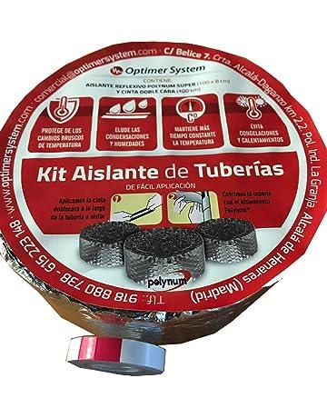 Amazon.es: Aislamiento de tuberías: Bricolaje y herramientas