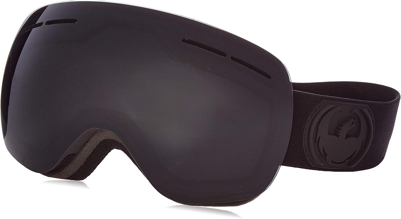 Goggle Men Dragon X1 Knight Rider (+Bonus Lens)