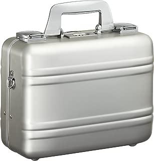 zero halliburton aluminum case
