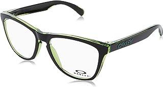 45e0c045b7b Oakley OX8131-813102 Eyeglass Frame RX FROGSKINS ECLIPSE GREEN DEMO LENS  54mm