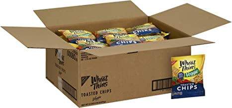 Wheat Thins Veggie Toasted Chip - 1.75 oz. bag, 60 per case
