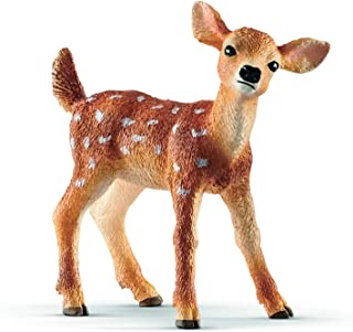 Schleich White-Tailed Fawn Toy