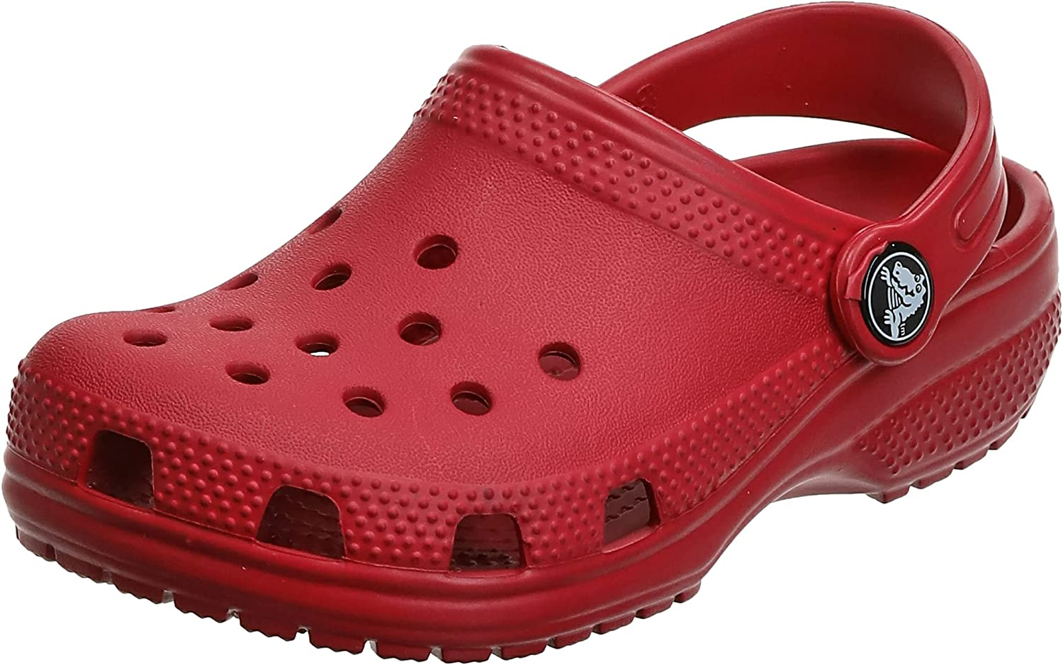 Crocs Unisex-Child Classic Clog with Dual Sizing | Slip Water Shoes