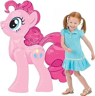 Anagram International A11551301 Airwalker My Little Pony Pinkie Pie Party Balloon, 47