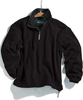 Men's 100% Polyester Anti-Pilling Micro Fleece 1/4 Zip Escape Pullover (6 Color)