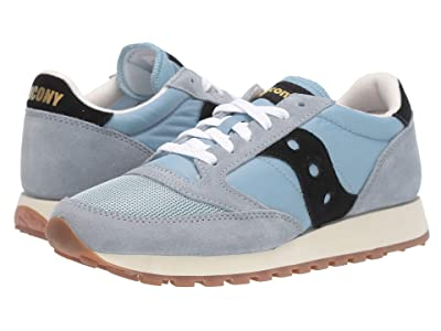 Saucony Originals Jazz Original Vintage (Blue/Black) Men