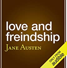 Love and Friendship (aka 'Love and Freindship')