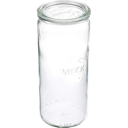 WECK ガラス保存容器 STRAIGHT 1000ml WE-908