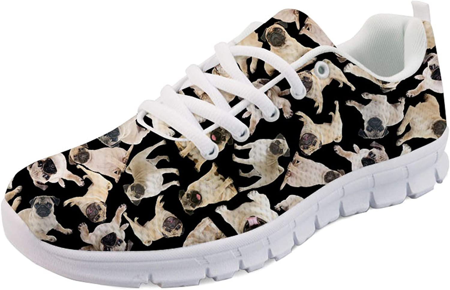 Showudesigns Classic Sneakers Women Girls Running Sport shoes Animal Designer