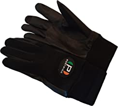 冬用ゴルフグローブ シープスキン 使用 (両手)L(24,25cm) 冬も暖か快適プレイを約束
