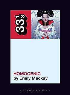 Björk's Homogenic (33 1/3) (English Edition)