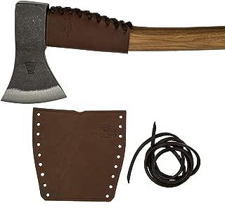 Helko Leather Handle Guard - Axe Collar