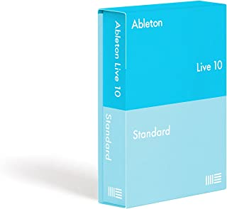 Ableton Multitrack Recording Software (Live 10 Standard)