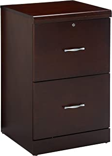 brown filing cabinets