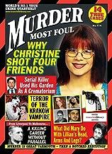 murder magazine subscription
