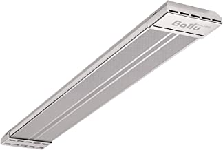 Estufa por infrarrojos ECO 800-1500 W, calefacción por infrarrojos