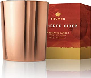 Thymes Simmered Cider Candle - 2 Oz