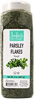Jackie's Kitchen Parsley Flakes, 2 Ounce (Pack of 4)