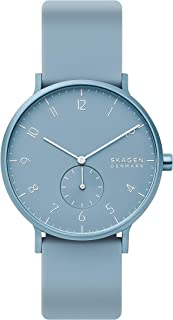 Aaren Colored Silicone 41mm Watch
