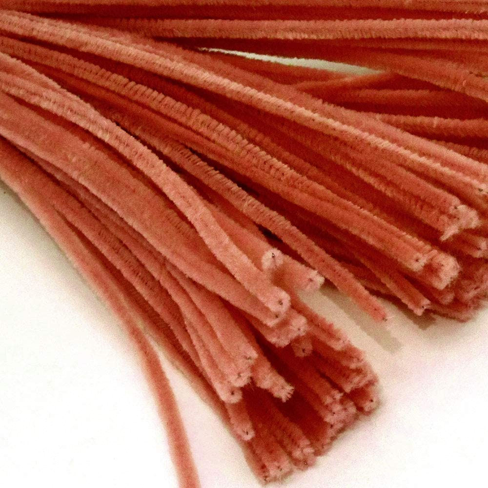 The Crafts Outlet Chenille Stems Cheap mail order sales 30-cm Pipe Max 63% OFF 12-inch Cleaner