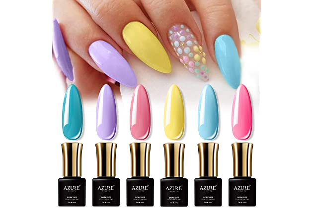 Best Gel Colors For Nails Amazon Com