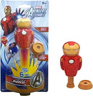 Imperial Iron Man Licensed Power Popper - 3 Years and Above