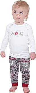 PajamaGram Holiday 2-Piece Infant & Toddler Pajamas