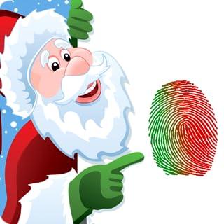 Santa's Naughty or Nice Scanner Free